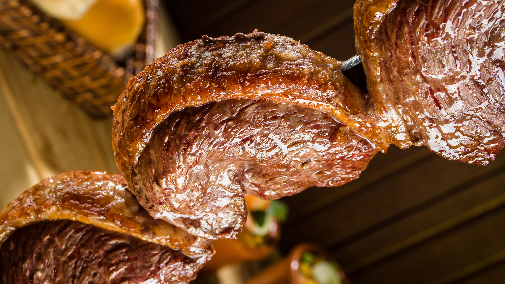 Braziliaanse BBQ Picanha