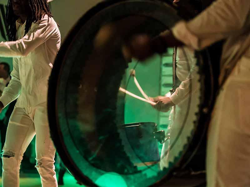 Braziliaanse brassband huren