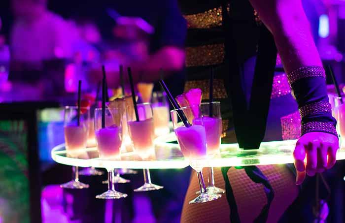 Cocktails op uw evenement