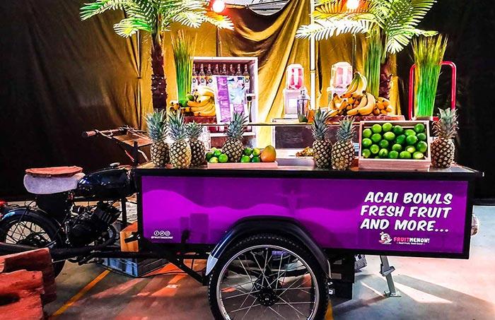 Fruitbike huren voor evenementen